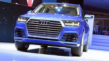 Audi Q7 | Bild: picture-alliance/dpa