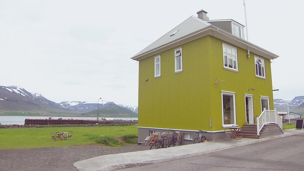 Island der landflucht zum trotz euroblick br for Haus island