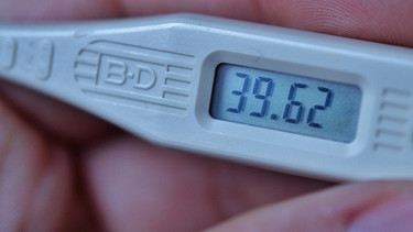 Fieberthermometer | Bild: colourbox.com
