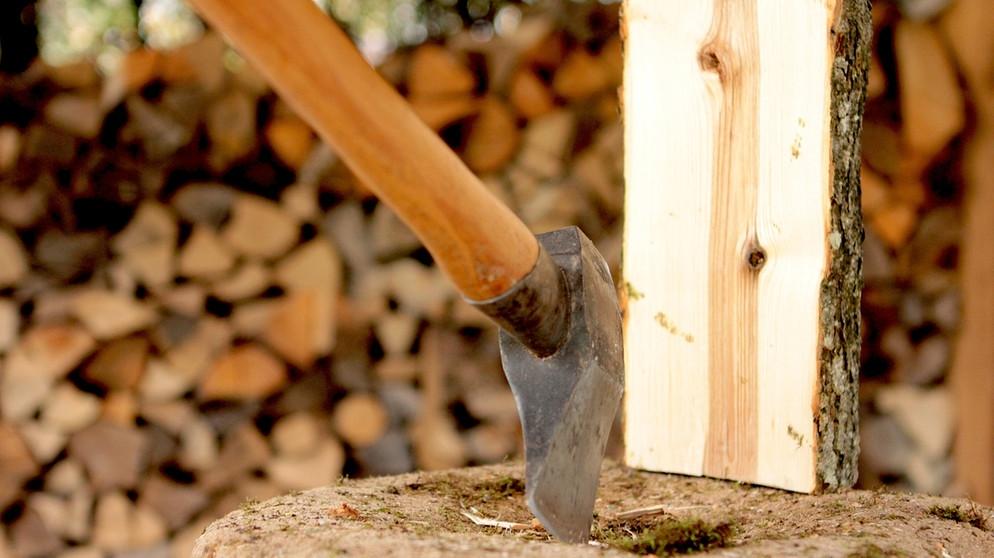 brennholz selber machen vom die besten b ume. Black Bedroom Furniture Sets. Home Design Ideas