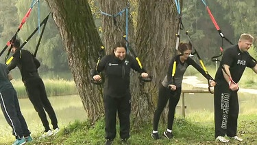 TRX-Training | Bild: Screenshot BR