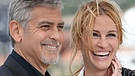 George Clooney und Julia Roberts in Cannes | Bild: picture-alliance/dpa