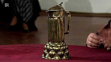 Schatzkammer silber schatzkammer kunst krempel br for Hochzeitsgeschenk ehemann