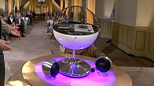 hifi kugel um 1970 thilo oerke rosita tonm bel design schatzkammer kunst krempel br. Black Bedroom Furniture Sets. Home Design Ideas