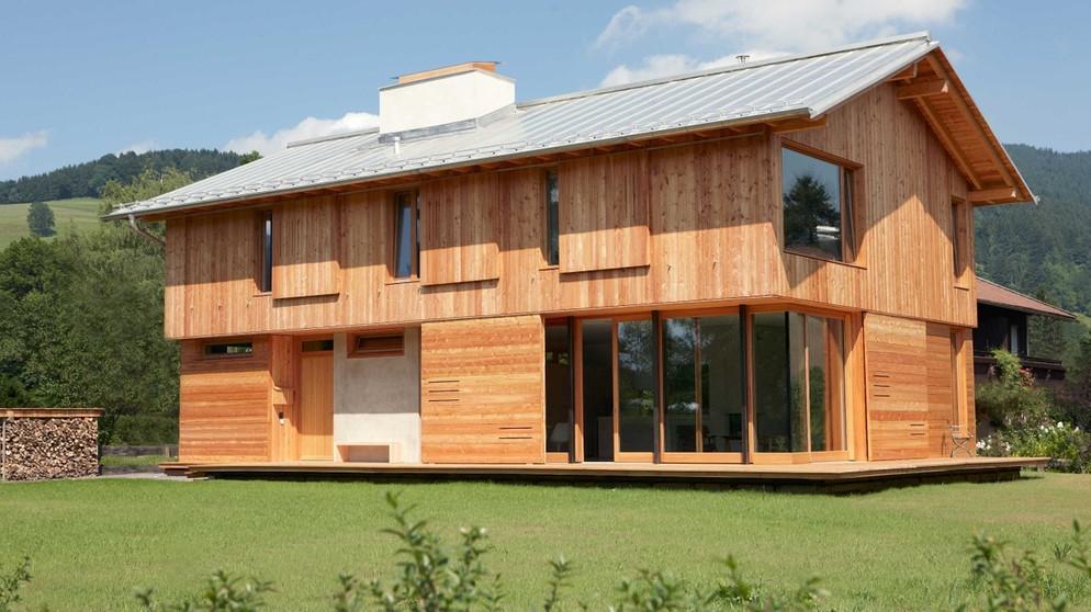 Traumhaus modern holz  Traumhäuser wiederbesucht: Ein Haus auf Pfählen | Dritte Staffel ...