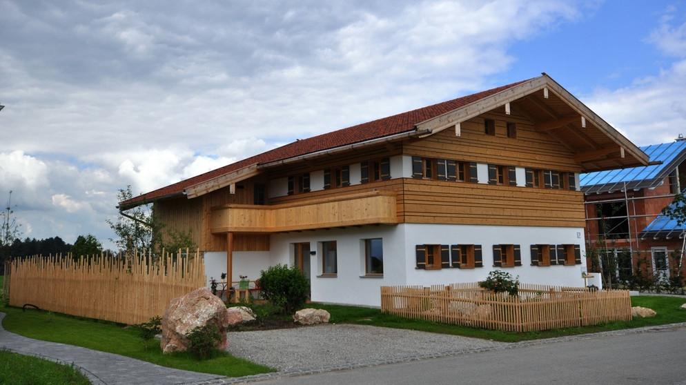 Traumh user wiederbesucht ein passivhaus mit tradition for Bauernhaus modern