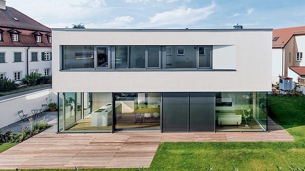 Modernes haus wohndesign for Modernes haus bilder
