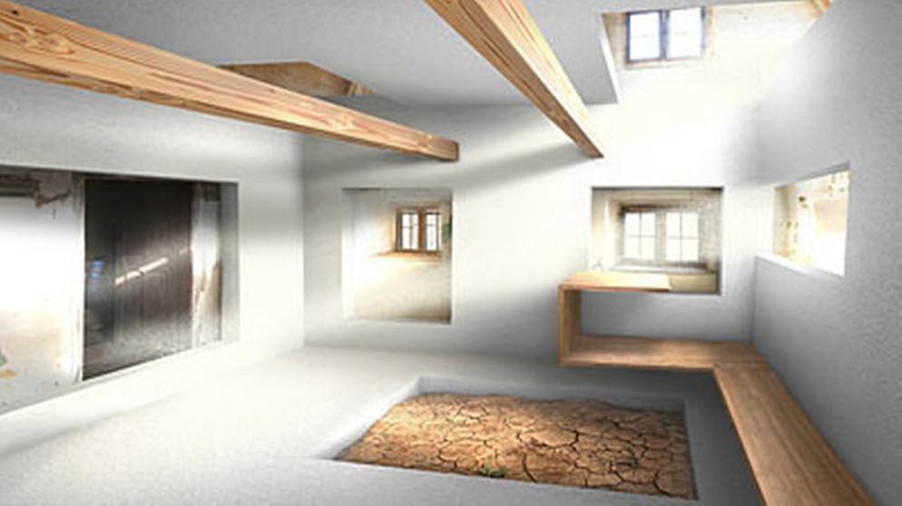 traumh user wiederbesucht vom ein haus im haus br mediathek video. Black Bedroom Furniture Sets. Home Design Ideas
