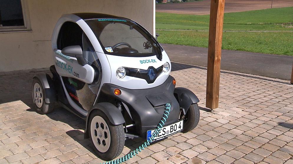 elektroauto modellstadt f r elektromobilit t energie. Black Bedroom Furniture Sets. Home Design Ideas