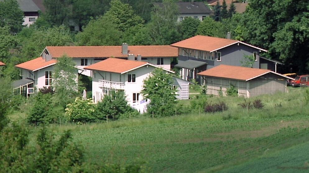 die gro e kunst ein kleines haus zu bauen vom hirschbach im rottal 1998 br. Black Bedroom Furniture Sets. Home Design Ideas