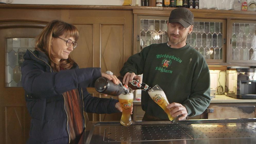 wo schmeckt bayerns bier am besten regierungsbezirk 3 niederbayern zwischen spessart und. Black Bedroom Furniture Sets. Home Design Ideas
