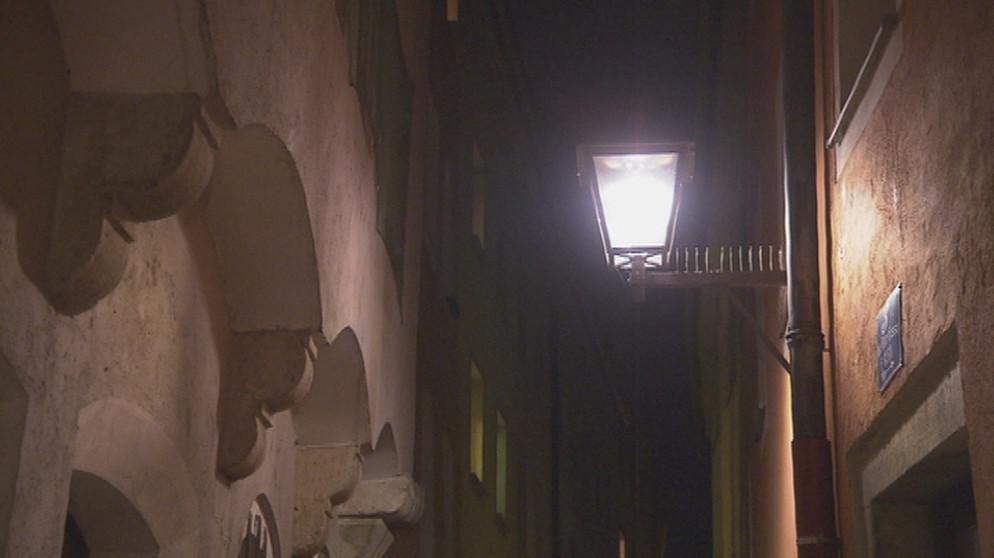 Eine stadt auf neuen wegen lichterglanz in regensburg for Lampen regensburg