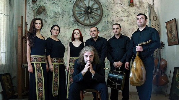 Naghash Ensemble | Bild: Naghash Ensemble