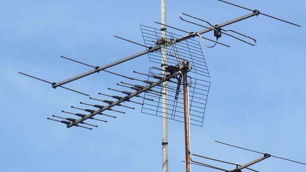 terrestrische antenne
