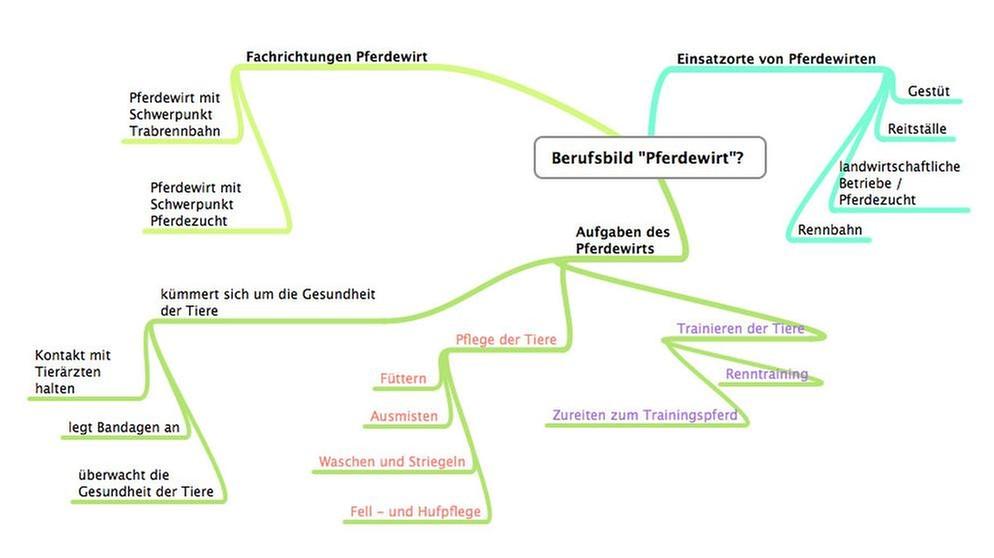 Grips deutsch 30 wie du einen text besser verstehst for Berufsbild raumausstatter