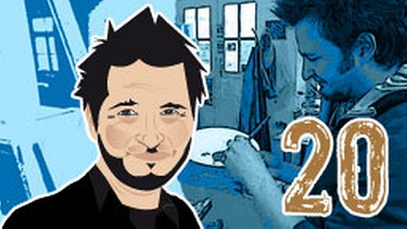 Illustration GRIPS Mathelehrer- Lektion 20 | BR | Bild: BR