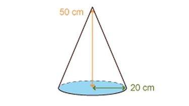 grips mathe 24 wie berechnest du das volumen von kegeln grips mathe grips. Black Bedroom Furniture Sets. Home Design Ideas