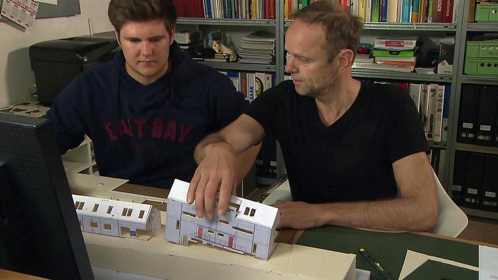 bautechnische assistenten vom energieeffizienz. Black Bedroom Furniture Sets. Home Design Ideas