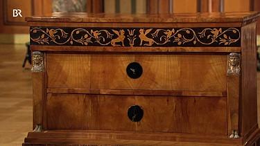 schatzkammer m bel schatzkammer kunst krempel br fernsehen fernsehen. Black Bedroom Furniture Sets. Home Design Ideas