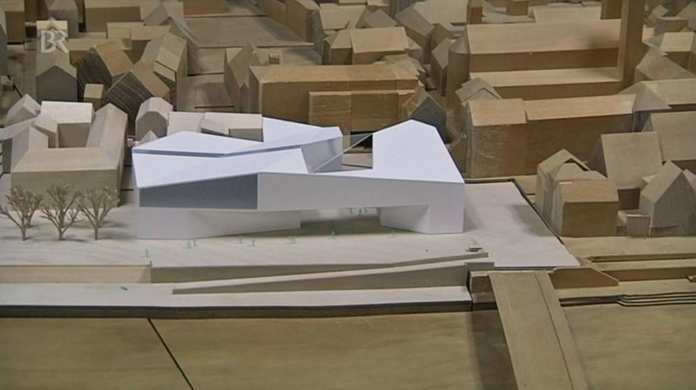 architektenwettbewerb so soll das museum aussehen oberpfalz nachrichten. Black Bedroom Furniture Sets. Home Design Ideas