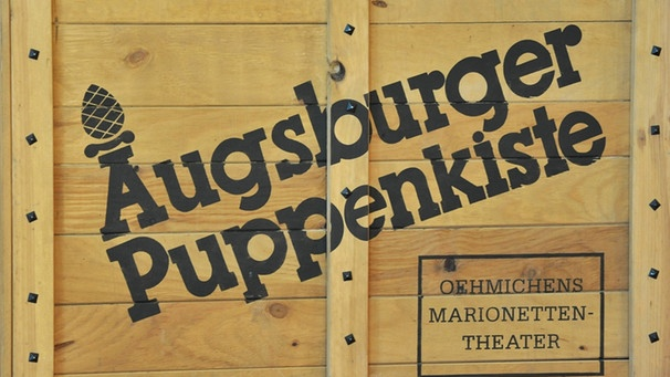 Augsburger Puppenkiste | Bild: picture-alliance/dpa