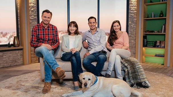 Br fernsehen familienzuwachs und gr eres wohnzimmer for Wir in bayern moderatoren