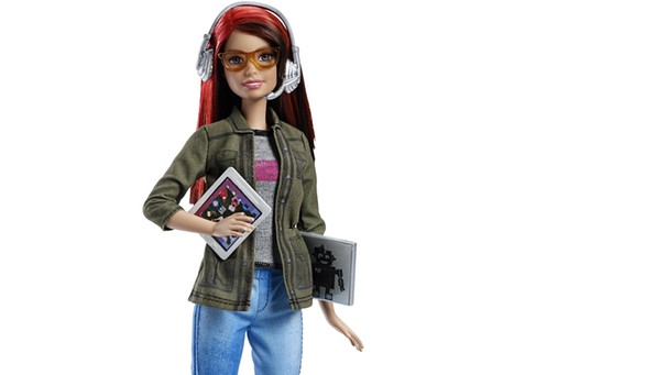 Game Developer Barbie | Bild: mattel.com