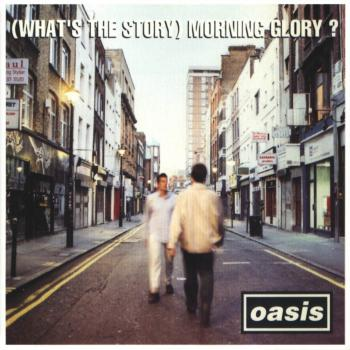 Plattencover (What's The Story) Morning Glory? von Oasis | Bild: Sony