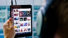 Musik-Streaming | Bild: picture-alliance/dpa