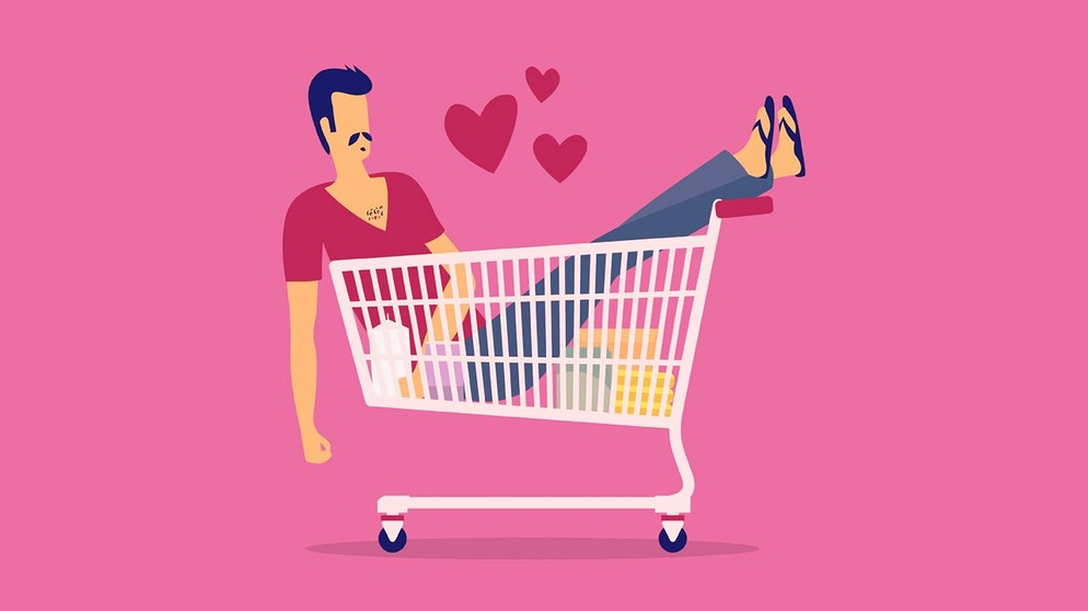 Shopping for love | Bild: BR