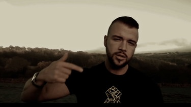 Kollegah NWO Screenshot Musikvideo | Bild: Bosshaft TV