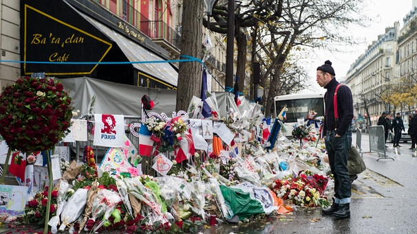 Bataclan Paris | Bild: picture-alliance/dpa