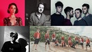Meute, Gisbert zu Knyphausen, Trettmann, Everything Everything, St. Vincent | Bild: Meute, Gisbert zu Knyphausen, Trettmann, Everything Everything, St. Vincent