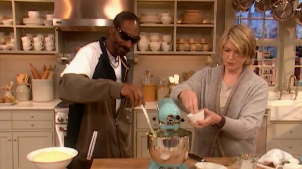 Snoop Dog And Martha Stewart Videos