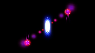 "Screenshots aus dem Handyspiel ""Ellipsis"" 