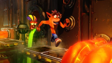 Crash Bandicoot N. Sane Trilogy | Bild: Activision