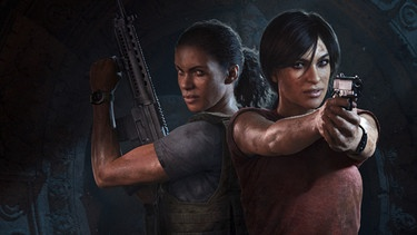 Szenen aus Uncharted: The Lost Legacy | Bild: Sony