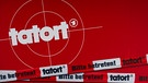 Rotes Tatort Logo | Bild: picture-alliance/dpa