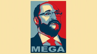 Martin Schulz - Make Europe Great Again | Bild: Reddit