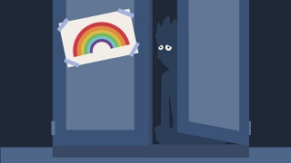 Coming Out (Of the closet) | Bild: BR