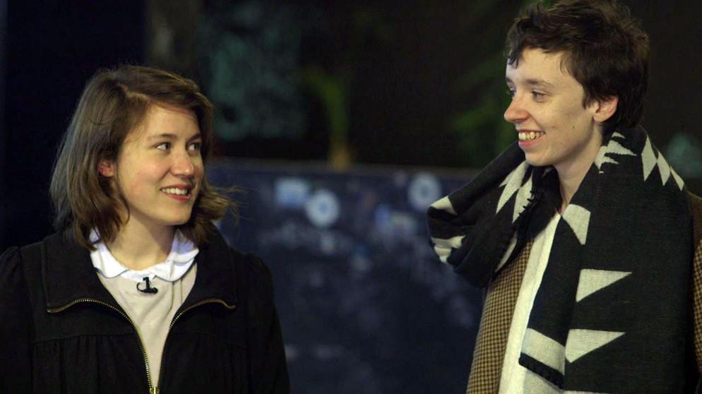 ... Schranke: Heute tätowieren, morgen heiraten Startrampe TV PULS