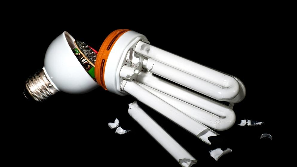 Quecksilber energiesparlampen entsorgen so geht 39 s for Lampen quecksilber