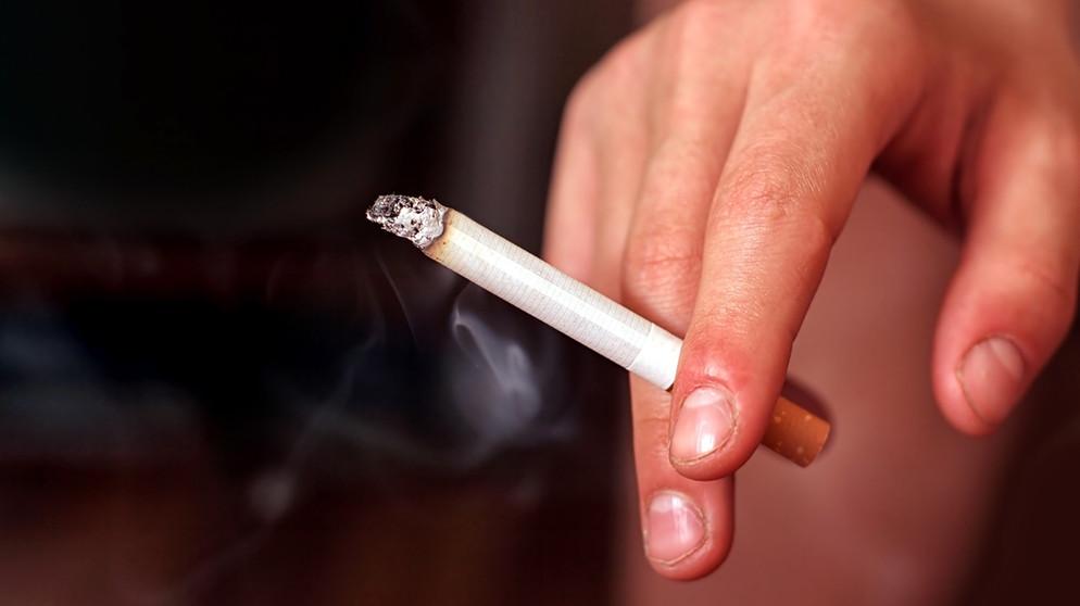 Ob der Organismus, wenn gereinigt wird Rauchen aufzugeben