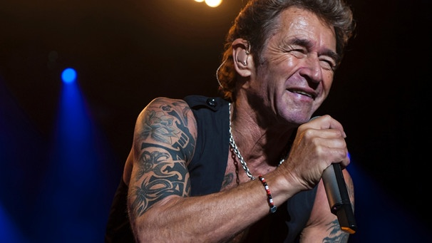 Peter Maffay | Bild: Peter Maffay, picture-alliance/dpa