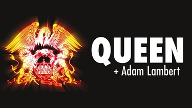 Queen + Adam-Lambert-Konzert-Plakat | Bild: Live Nation