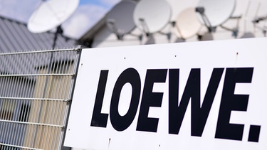 Loewe in Kronach | Bild: picture-alliance/dpa