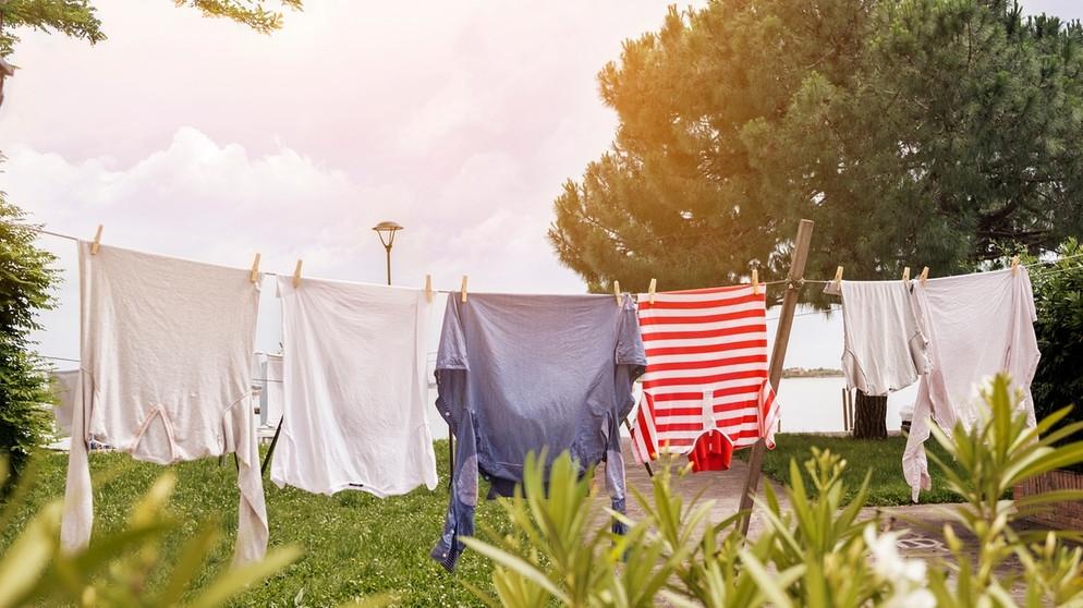 Was Ist Erlaubt Als Mieter?: Grillen, Wäsche Aufhängen Und Der Sex ... Grillen Auf Balkon Garten