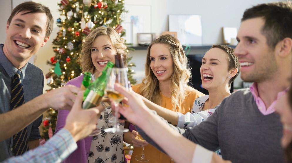 party benimmregeln so wird die weihnachtsfeier nicht. Black Bedroom Furniture Sets. Home Design Ideas