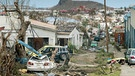 Sint Marteen nach dem Hurrikan Irma | Bild: picture alliance / ZUMAPRESS
