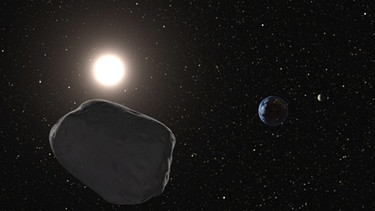 Space Mining | Bild: picture-alliance/dpa